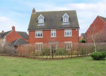 Thumbnail 5 bed detached house for sale in Ropes Drive, Grange Farm, Kesgrave, Ipswich
