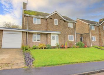 Thumbnail 4 bed link-detached house for sale in Meadow Riggs, Alnwick