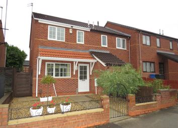 Thumbnail 3 bed semi-detached house for sale in Franchise Street, Derby