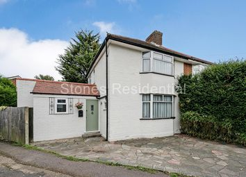 Thumbnail 3 bed semi-detached house for sale in Buckingham Gardens, Canons Park, Edgware