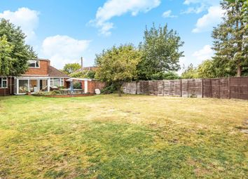Thumbnail 4 bed detached house for sale in Grovelands Avenue, Wokingham