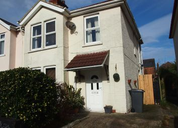 Thumbnail 3 bed semi-detached house for sale in Malmesbury Park Road, Bournemouth