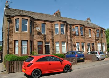 Thumbnail 1 bed flat for sale in Overtown Road, Wishaw