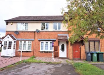 Thumbnail 2 bedroom terraced house for sale in Pimpernel Drive, Walsall