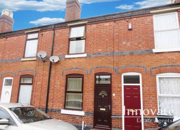 Thumbnail 3 bed terraced house for sale in Hart Street, Walsall