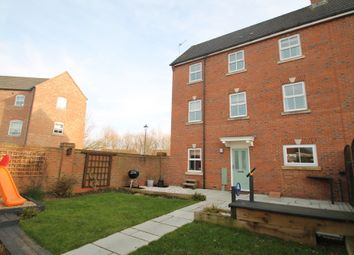 Thumbnail 3 bedroom end terrace house for sale in Michaels Mews, Aylesbury
