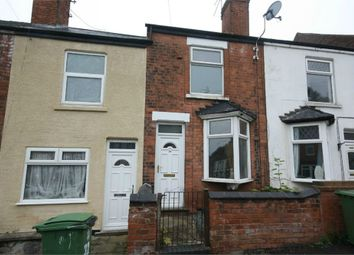 Thumbnail 2 bed terraced house for sale in Carlton Street, Mansfield, Nottinghamshire