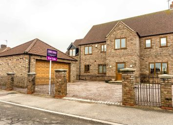 Thumbnail 6 bed detached house for sale in Woolram Wygate, Spalding