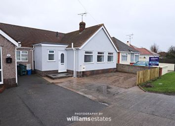 Thumbnail 3 bed semi-detached bungalow for sale in Bay Trading Estate, St. Asaph Avenue, Kinmel Bay, Rhyl