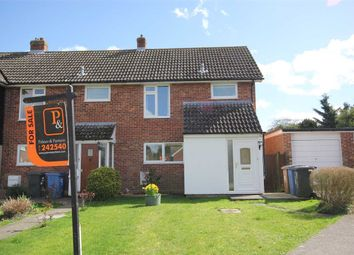 Thumbnail 2 bed end terrace house for sale in Chapel Close, Great Waldingfield, Sudbury