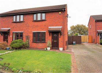 Thumbnail 2 bed semi-detached house for sale in Audlem Drive, Northwich