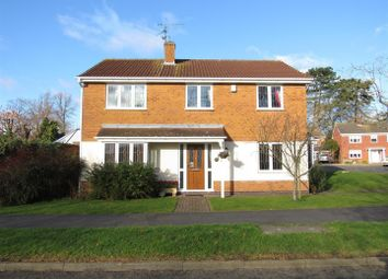 Thumbnail 4 bed property for sale in The Pastures, Narborough, Leicester
