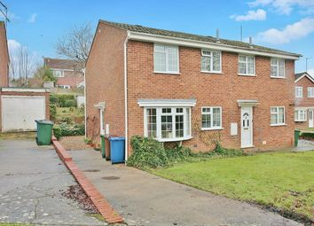 Thumbnail 3 bed semi-detached house to rent in Chatsworth Drive, Banbury