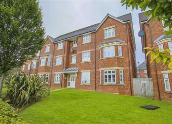 Thumbnail 2 bed flat for sale in Brattice Drive, Pendlebury, Swinton, Manchester