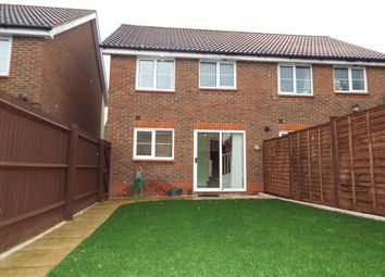 Thumbnail 2 bed property to rent in Pishmire Close, Norwich