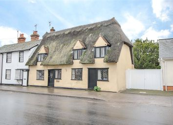 2 bed end terrace house for sale in High Street, Great Bardfield, Thaxted, Essex CM7