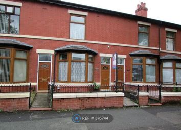 Thumbnail 3 bed terraced house to rent in Heywood Street, Bury