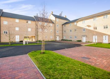Thumbnail 2 bedroom flat for sale in Delphinium Court, Eynesbury, St Neots
