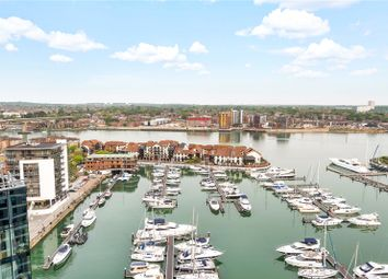 Thumbnail 3 bed flat for sale in The Moresby Tower, Admirals Quay, Ocean Way, Southampton