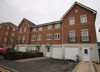 Thumbnail 4 bed town house to rent in Crispin Way, Hilligdon