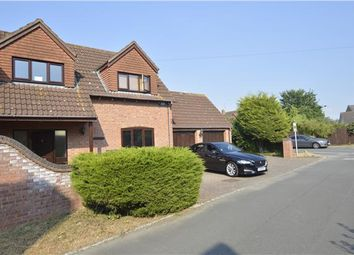 Thumbnail 5 bed detached house for sale in Old Tewkesbury Road, Norton, Gloucester