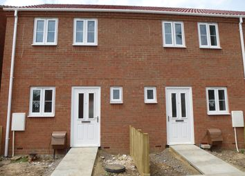 Thumbnail 2 bed terraced house for sale in Mikanda Close, Wisbech