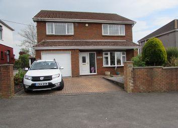 Thumbnail 4 bed detached house for sale in 24 Wimborne Road, Pencoed, Bridgend.