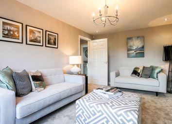 "Thumbnail 5 bed detached house for sale in ""The Corfe"" at Northfield Way, Kingsthorpe, Northampton"