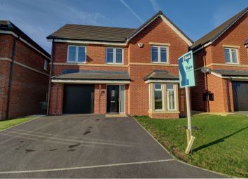 Thumbnail 4 bedroom detached house for sale in Terminus Parade, Station Road, Crossgates, Leeds