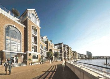 Thumbnail 2 bed flat for sale in Ivory & Calico Riverside, Battersea, London