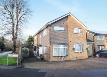 Thumbnail 3 bed semi-detached house for sale in Pittman Close, Ingrave, Brentwood