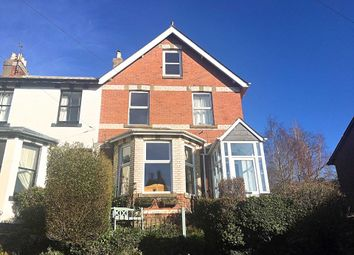 Thumbnail 5 bed end terrace house for sale in Highweek Village, Newton Abbot