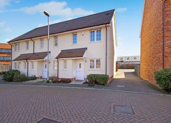 Thumbnail 2 bed end terrace house for sale in Northlands Place, Basildon