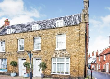Thumbnail 3 bed town house for sale in Earsham Street, Bungay