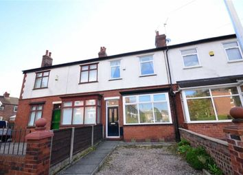 Thumbnail 3 bed terraced house to rent in Brook Avenue, Heaton Chapel, Stockport, Greater Manchester