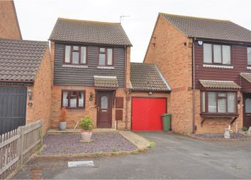 Thumbnail 2 bedroom link-detached house for sale in Colfe Way, Sittingbourne