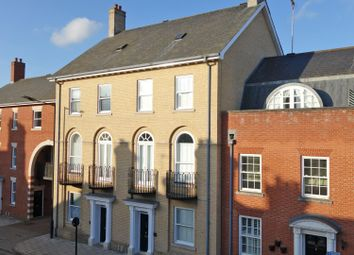Thumbnail 4 bedroom town house for sale in Westgate Street, Bury St. Edmunds