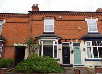 Thumbnail 2 bed terraced house to rent in Francis Road, Acocks Green, Birmingham