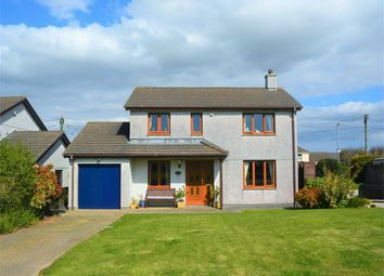 Thumbnail 4 bed detached house for sale in The Hawthorns, Trispen, Nr Truro, Cornwall