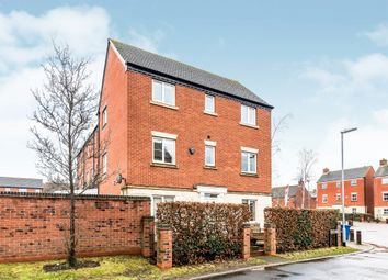 Thumbnail 3 bed semi-detached house for sale in Crecy Place, Lichfield