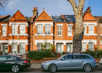 Wavendon Avenue, Chiswick W4. 4 bed terraced house