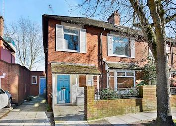 Thumbnail 5 bed semi-detached house for sale in Pilgrim's Lane, Hampstead Village