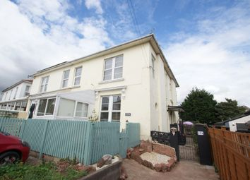 Thumbnail 2 bed flat for sale in Central Avenue, Paignton