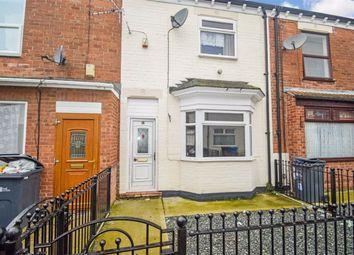 Thumbnail 2 bedroom terraced house for sale in Cedar Grove, Off Estcourt Street, Hull, East Yorkshire
