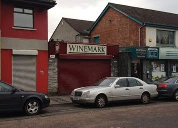 Thumbnail Retail premises for sale in Messine Terrace, Racecourse Road, Londonderry, County Londonderry