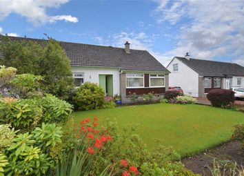 Thumbnail 2 bed semi-detached bungalow for sale in Redwood Crescent, Bishopton