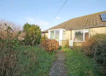 Thumbnail 2 bed semi-detached bungalow for sale in Sunset Close, Freshwater