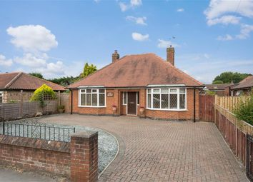 Thumbnail 3 bed detached bungalow for sale in Usher Lane, Haxby, York