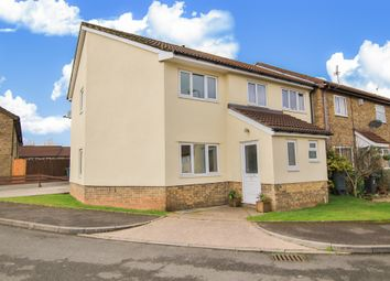 Thumbnail 4 bed end terrace house for sale in Spring Grove, Thornhill, Cardiff