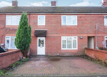 Thumbnail 4 bed terraced house for sale in Trinity Road, Wisbech